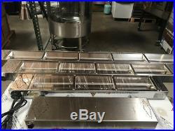 24 Food Warmer Heater Restaurant Cafe Fried Food Counter Top Cooler Depot