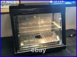 26 AVANTCO Countertop Heated Food Display Warmer with Doors NEW