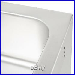 3 PACK Full Size 12 x 20 Electric Countertop Food Pan Warmer Commercial Chafer