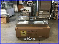 6 Pan Dry Warmer Showcase Display Buffet Countertop Food Warmer Steam Table NEW