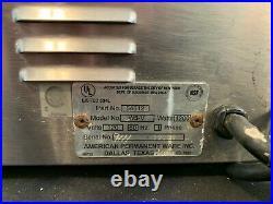APW W-3V Countertop Food Warmer