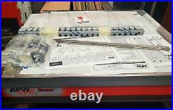 APW WYOTT Heated Display Merchandiser Countertop Hot Food Warmer DMXD-30H 30