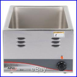 APW Wyott W-3Vi 12 x 20 Countertop Food Warmer 208/240V, 900/1200W