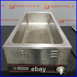 APW Wyott W-43V Food Pan Countertop Warmer Electric Cooker