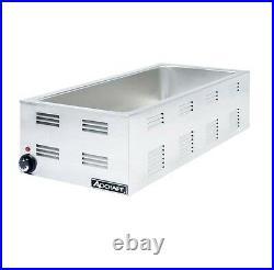 Adcraft FW-1500W, 4/3 Size Food Warmer