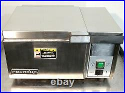 Antunes/Roundup DFW-200CF/Dry Steam Food Warmer/Direct Water Hookup with Filter