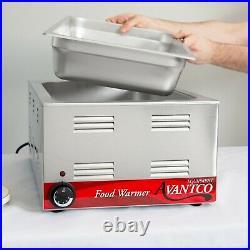 Avantco 12 X 20 Commercial Electric Food Warmer Countertop Restaurant Cooking