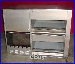 BKI SFW Combination Sandwich/Fry Fried Food Holding Warmer 312081C #2