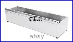 Brand New Food Warmer 5 Pan LP Gas Warmer 325BTU Table Stainless Food Warmer USA