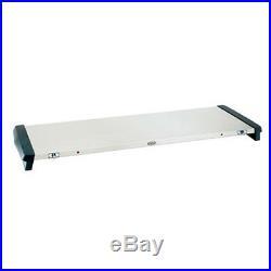 Cadco WT-40S Countertop 46 Heated Shelf Food Warmer