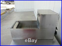 Carter-Hoffmann CNH-14 14 Fry Warmer/Dump Station 120v #4569