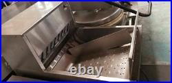 Carter Hoffmann Crisp N Hold Fried Food Warmer Dump Station CNH18
