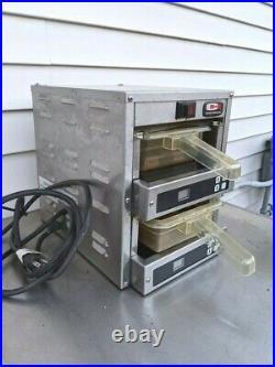 Carter Hoffmann Dedicated Food Warmer Holding Cabinet Modular Bin