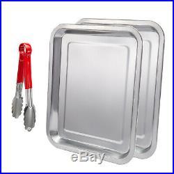 Commercial 3 Tier Countertop Hot Food Display Warmer Stainless Steel Equipment