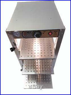 Commercial Food Warmer HeatMax 14x18x24, Pizza Pastry Patty Display Case
