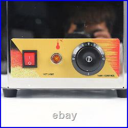 Commercial Food Warmer Steam Table Countertop Soup Cheese Chips Sauce Warmer