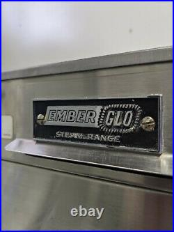EmberGlo AR30 Countertop Steamer Commercial Restaurant Cooker Food Warmer Hotdog