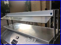 Hatco Electric Countertop Pass Thru Food Warmer, Plate Warmer