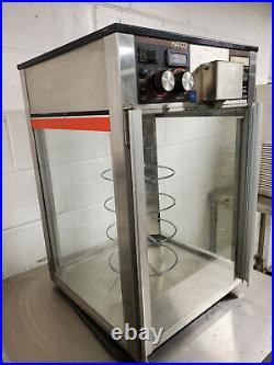 Hatco FDW-2 Flavrfresh Display Cabinet Humidified 120v Tested
