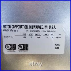 Hatco GRS-36-I Glo-Ray 36 550W Portable Shelf Heated Shelf Warmer New