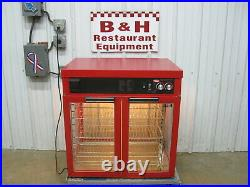 Hatco WFST-1X Hot Food Holding Cabinet Warmer Display Case Merchandiser