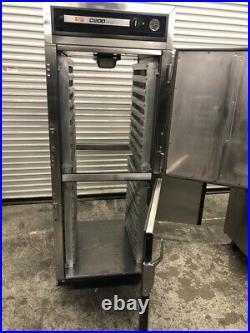 Heated Cabinet Food Warmer Cart NSF Metro C200 Pass Thru CC3465A 120V #3296