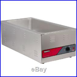 Nemco 6055A-43 (4) 1/3 Size Pan Food Warmer 1500 Watts