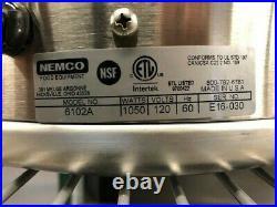 Nemco 6102A Countertop Food Warmer