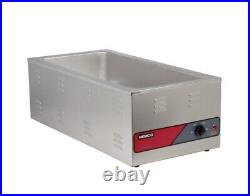 Nemco Food Equipment Full Size Countertop Food Warmer (PACK OF 1)