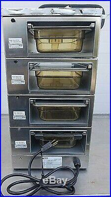 Prince Castle MHB100 Modular Holding Cabinet Food Warmer