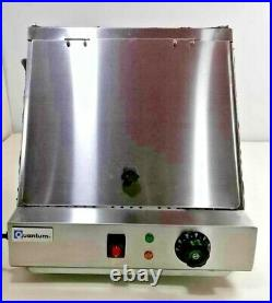 Quantum CE Electric Chip Scuttle Chips Dump Commercial Food Warmer KSL-CW1