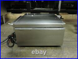 Roundup DFW-100CF Commercial Deluxe Food Warmer/Steamer