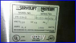Servolift Compact Mobile Food Warmers