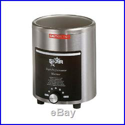 Star 4RW Electric 4 Qt. Countertop Food Warmer