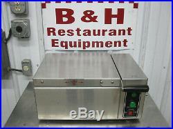 Supreme Metal Counter Top Food Vegetable Pasta Sandwich Warmer Steamer ST-1000
