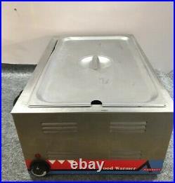 Used Adcraft FW-1200WF Portable Steam Table Food Warmer 120V