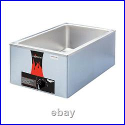 Vollrath 72000 14W Cayenne Full Size Countertop Food Warmer