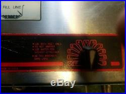 Vollrath Commercial Electric Food Warmer Adjustabe Countertop Restaurant Cooking