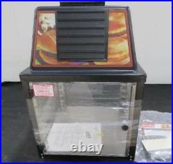 WISCO 690-16 Food Warmer Cabinet case food oven display sandwich 2 door 690-16-2