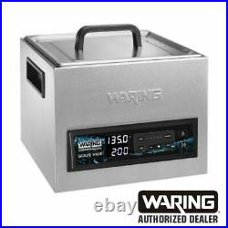 Waring Commercial WSV16 Thermal Circulator Intergrated Water Bath FULL WARRANTY