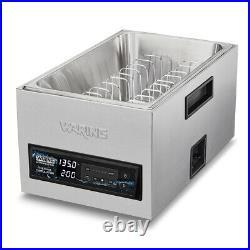 Waring WSV25 25 Liter Large Thermal Sous Vide Circulator and Water bath 120V