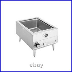 Wells SMPT-120-QS Quickship Full Size Countertop Food Warmer
