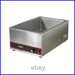 Winco FW-S500 Electric Countertop Food Warmer